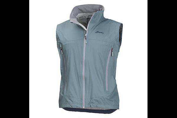 Men Gray Microburst Vest